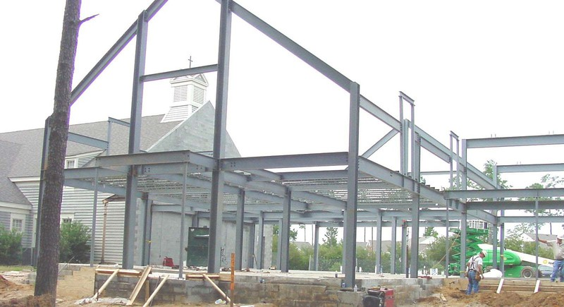 Gci Steel Erectors Structural And Miscellaneous Erection And Fabrication Projects