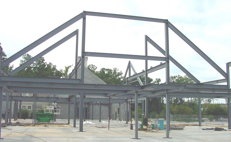 Gci Steel Erectors Structural And Miscellaneous Erection And